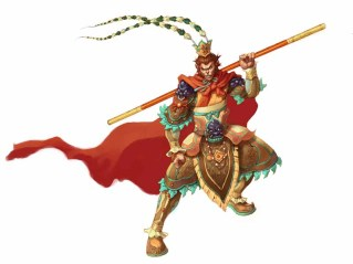 Sun Wukong - The Monkey King